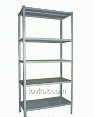 Racks from a stainless steel for storage, A17011