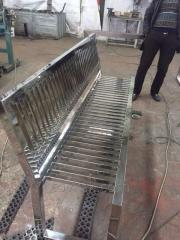 Shop from a stainless steel under the order,