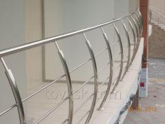 Balcony protection, A25003 product code