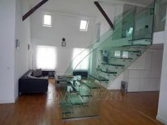 Glass ladder in the private house, A33004 product
