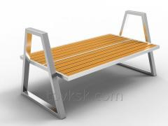 Bench without back, A13005 product code