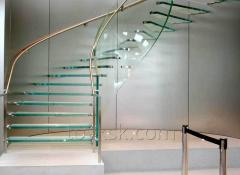 Glass ladder to the house, A33001 product code