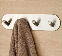 Hook for a bathroom from stainless steel, A37003