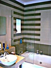 Shower curtain glass, A20023 product code