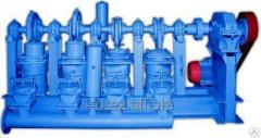 Spare parts to the pump NP-28B, NP-50B