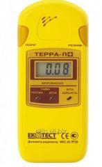 MKS-05 TERRA-P dosimeter radiometer + household