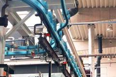 Overhead conveyors, load-carrying