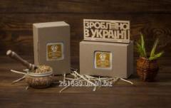 Additive pishchevya the sprouted grains in a box