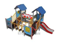 Playgrounds of HAGS from 2 to 5 years of UniMini