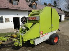 Press sorter rolled Claas Rollant 62