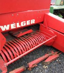 Press sorter of Welger AP 400