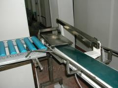 Belt grooved conveyors