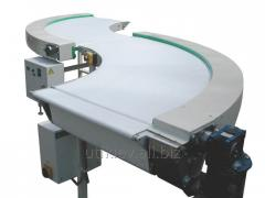 Conveyor rotary for piece cargo