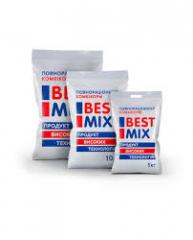 Compound feed d\productive layers of Best Mix 8104