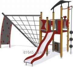 Детские площадки HAGS от 5 до 12 лет UniPlay Kolo