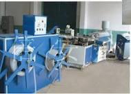 Equipment for processing of plastic
