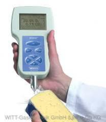 Calibration, service, repair of gas analyzers in