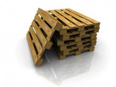 Pallets wooden the price to sell Ukraine