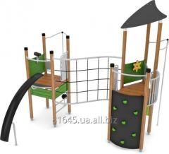 Playgrounds of HAGS from 5 to 12 years of UniPlay