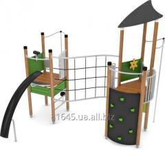Детские площадки HAGS от 5 до 12 лет UniPlay Abbax