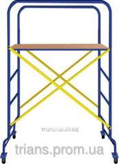 Scaffolding M1 Trowel height is 2 m