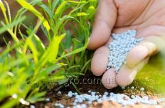 Fertilizer ammoniac and nitrate % No. 33,5