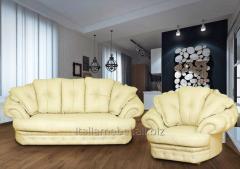 "Set of upholstered furniture of ""Carmen"