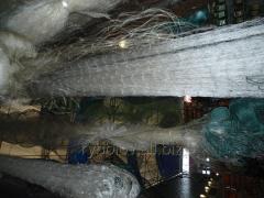 Сеть рыболовная 1.8 м*100м  одностенка из лески