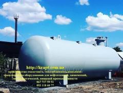 Резервуар для нефтепродуктов
