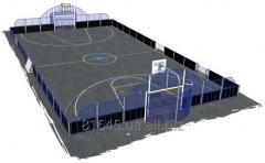 Поля для футбола HAGS Arena Miami 16х30
