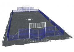 Поля для футбола HAGS Arena Lincoln 11х25