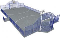 Поля для футбола HAGS Arena Kansas12х22