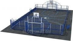 Fields for soccer of HAGS Arena Atlanta 13х23