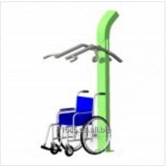 Exercise machines for disabled people of DENFIT