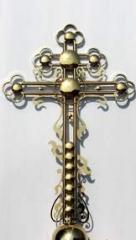 Кресты накупольные из нержавеющей стали с...