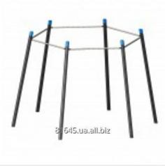 Sports DENFIT Basix Core Somersault 6 exercise
