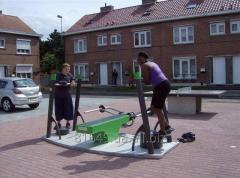Sports DENFIT PaceFit exercise machines