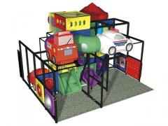 Игровые комнаты Primary Transportation - 2142