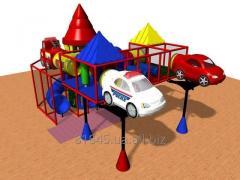 Игровые комнаты AirPlay Transportation - P23017
