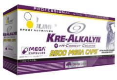 Olimp Labs Kre-alkalyn megacaps creatine ® 2500 30