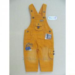 Overalls for boys 3957