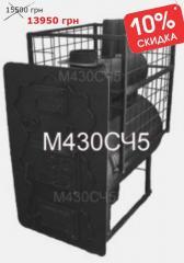 Furnace bathing M430SCh5 paracar