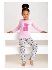Детская пижама Taro для девочек Fifi