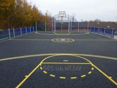 Покрытие NIKE GRIND для спортивных площадок
