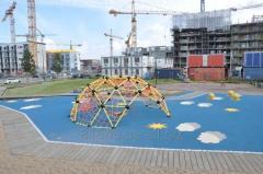 Покрытие EPDM для детских площадок
