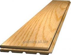 Massive parquet board