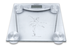 Electronic bathroom scales of Berghoff
