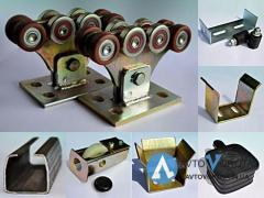 ROLLING HI-TECH 400МП Комплект усиленной фурнитуры