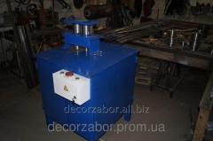 Оборудование для изготовления боковин для скамеек