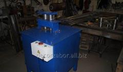 The machine for production of shod curls, With and